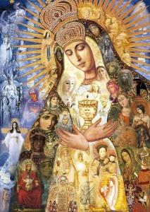 1500-Hypostasenhafte Gottesmutter