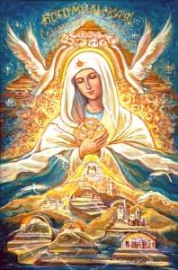 Bogomilische Mutter Gottes