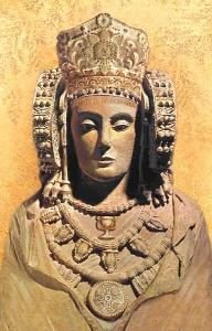 Gottesmutter: Dame de Elche