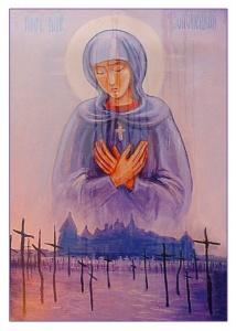 Mutter Gottes von den Solowki