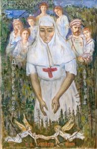 Mutter Gottes: Gütigste der Guten von den Solowki