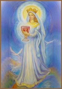 Himmlische Königin