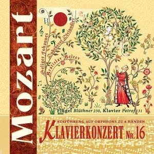 Mozart Klavierkonzert Nr. 16